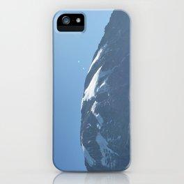 Mount Kilimanjaro iPhone Case