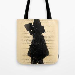 Reading Shadow Tote Bag