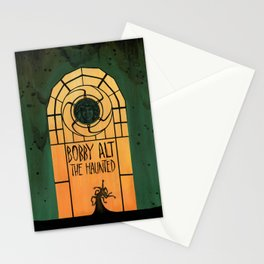 The Haunted (Bobby Alt) Stationery Cards