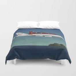 Thunderbird Carrier Duvet Cover