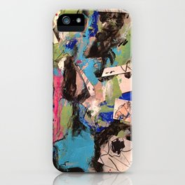 Small Faces iPhone Case
