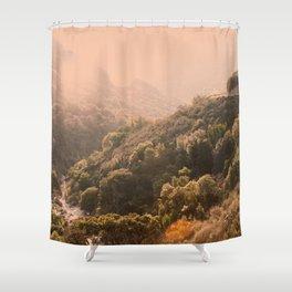 Pastel Summer Shower Curtain