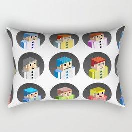Art people Rectangular Pillow
