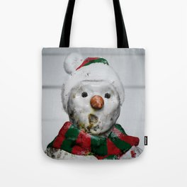 Frosty Jack - The 2 Hours & 45 Minutes Before Christmas Tote Bag