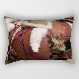 Take a Walk (detail 2) Rectangular Pillow