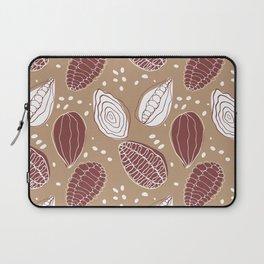 Chilli cocoa pattern Laptop Sleeve