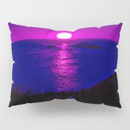 Purple Haze Pillow Sham