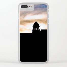 Sheldonian Theatre, Oxford, England, Uk Clear iPhone Case