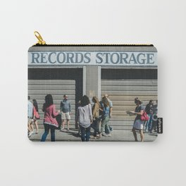 Records Storage Carry-All Pouch