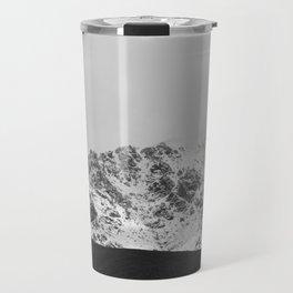 Snowy Mountains Travel Mug