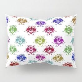 Fantasy Birds Pattern  Pillow Sham
