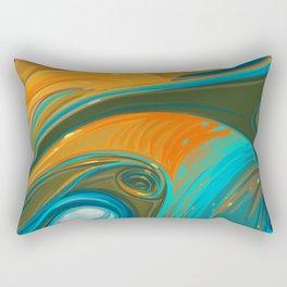 New Years Rectangular Pillow