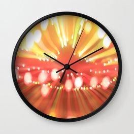 beaming no. 361 Wall Clock
