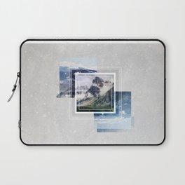 Inspiring mountain Laptop Sleeve
