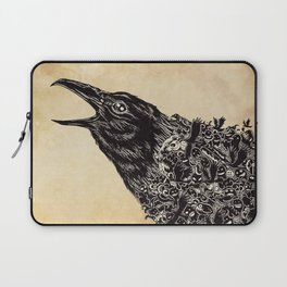 CROW-ded Laptop Sleeve