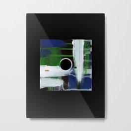 Floppy 4 (sexual) Metal Print