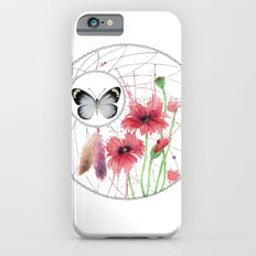 Dreamcatcher No. 2 - Butterfly Illustration iPhone 6s Slim Case