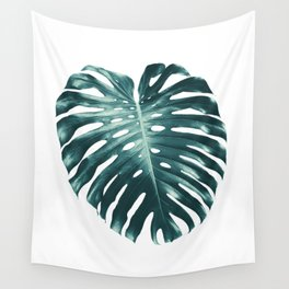 Tropical Monstera Leaf #1 #tropical #decor #art #society6 Wall Tapestry