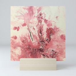 Exploding Roses Mini Art Print