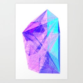 Geminate - Pop Art Print