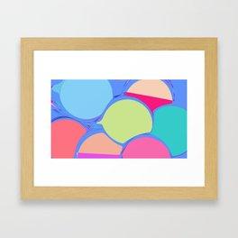 39 E=Ballsoon Framed Art Print