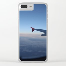 L'aereo - Mattemike Clear iPhone Case