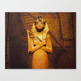 King Tutankhamun Canvas Print