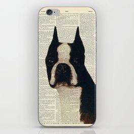 American Gentleman iPhone Skin