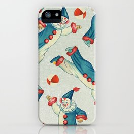 Christopher the Clown iPhone Case