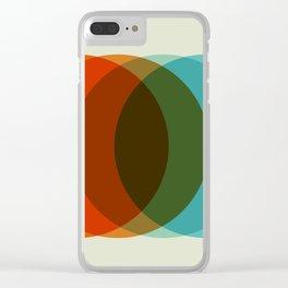 Focus II Clear iPhone Case