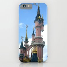 Disneyland Castle Paris iPhone 6s Slim Case