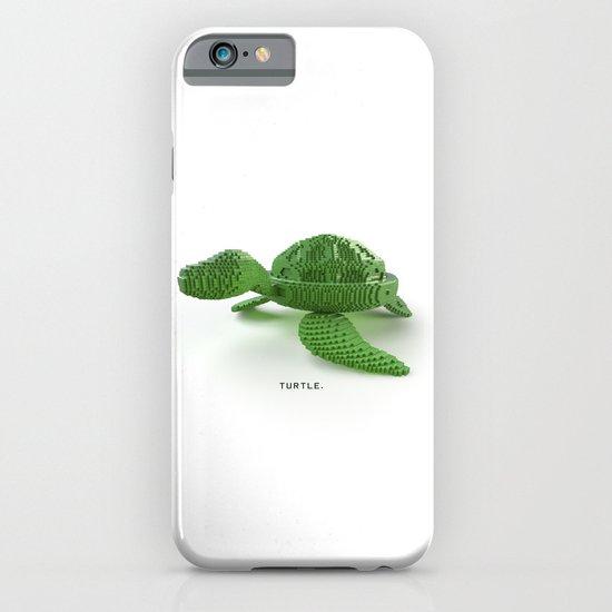 turtle. iPhone & iPod Case