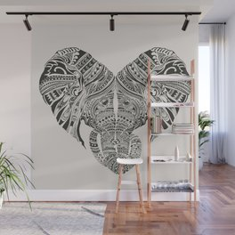 Huge Heart Wall Mural