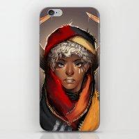 taurus iPhone & iPod Skins featuring Taurus by GDBEE