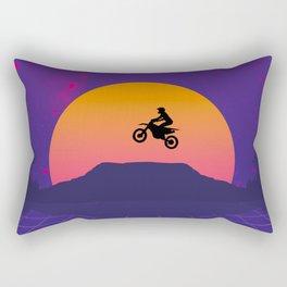 MX@Midnight Rectangular Pillow