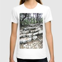 stone T-shirts featuring Stone by Casey Sprau