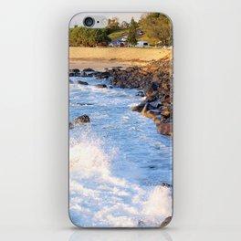 Duranbah Beach iPhone Skin