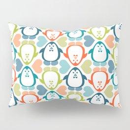 NGWINI - penguin love pattern 5 Pillow Sham