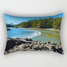 Tofino, Vancouver Island BC Rectangular Pillow