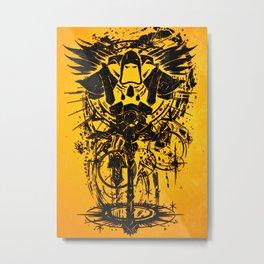 Warcraft *Priest Crest* Metal Print