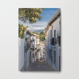 Granada - Spain Metal Print