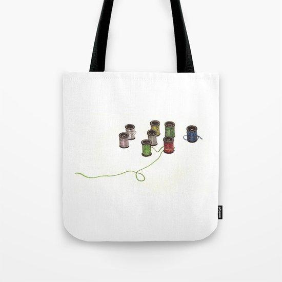 Thread Tote Bag