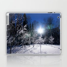 Icy Forest  Laptop & iPad Skin