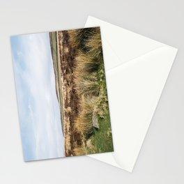 Footpath on Curbar Edge. Derbyshire, UK. Stationery Cards