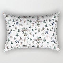 Christmas 2017 Rectangular Pillow