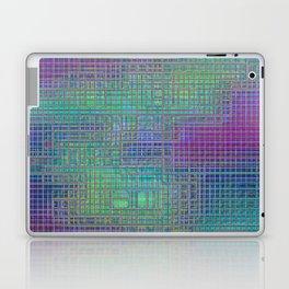 Re-Created Matrix No. 32 by Robert S. Lee Laptop & iPad Skin
