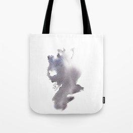 150527 Watercolour Shadows Abstract 57 Tote Bag