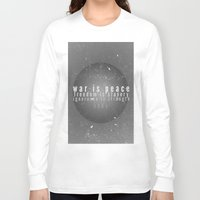 1984 Long Sleeve T-shirts featuring 1984 by Gianne DJ