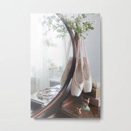 Balett Metal Print