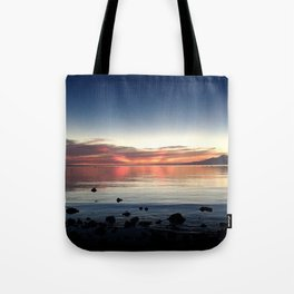 End of Day 2 Tote Bag
